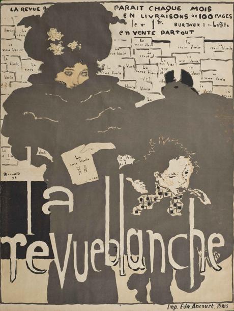 "Pierre Bonard, ""La Revue Blanche"", 1894."