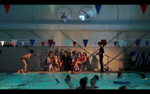 Lina Lapelyte, Candy Shop, performance 2013, Iron Monger Row Baths. Photo by Federcio Strate Pezdirc
